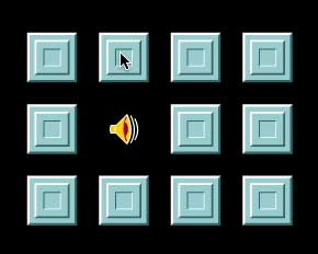 Screenshot of Piano Game